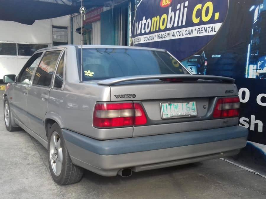 1997 Volvo 850 - Rear View
