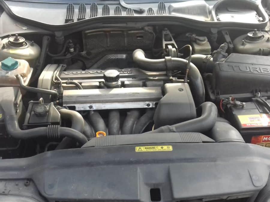 1997 Volvo 850 - Interior Rear View