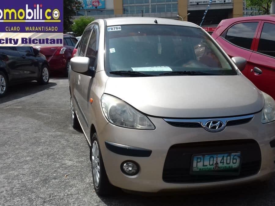 2010 Hyundai i10 - Front View