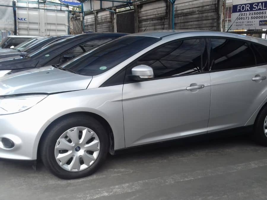 2015 Ford Focus - Left View