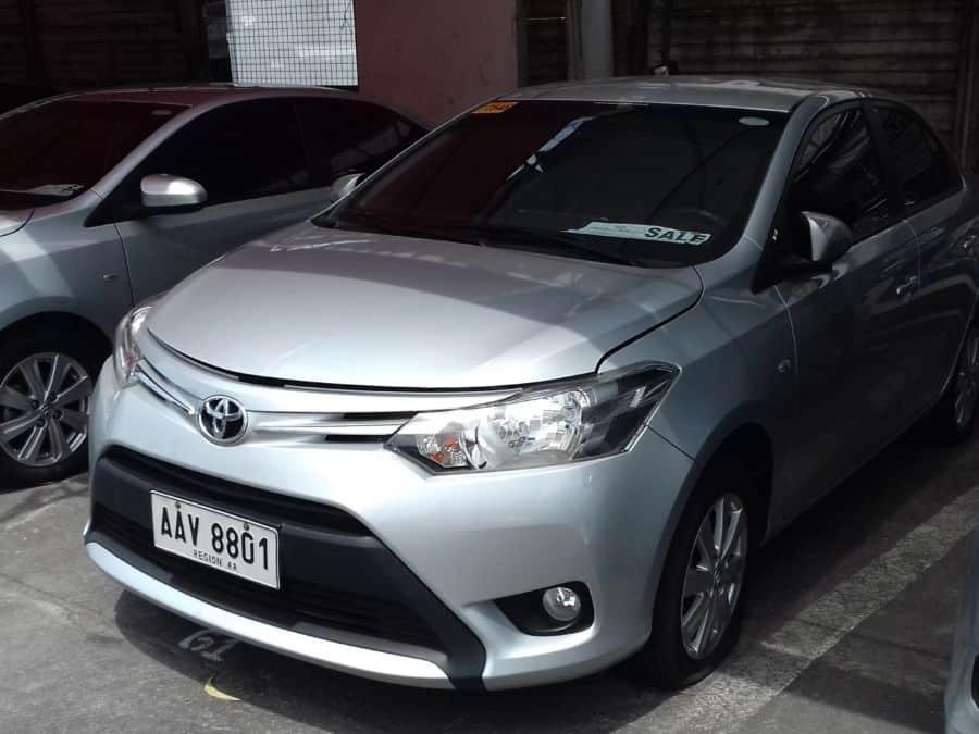 2014 Toyota Vios - Left View