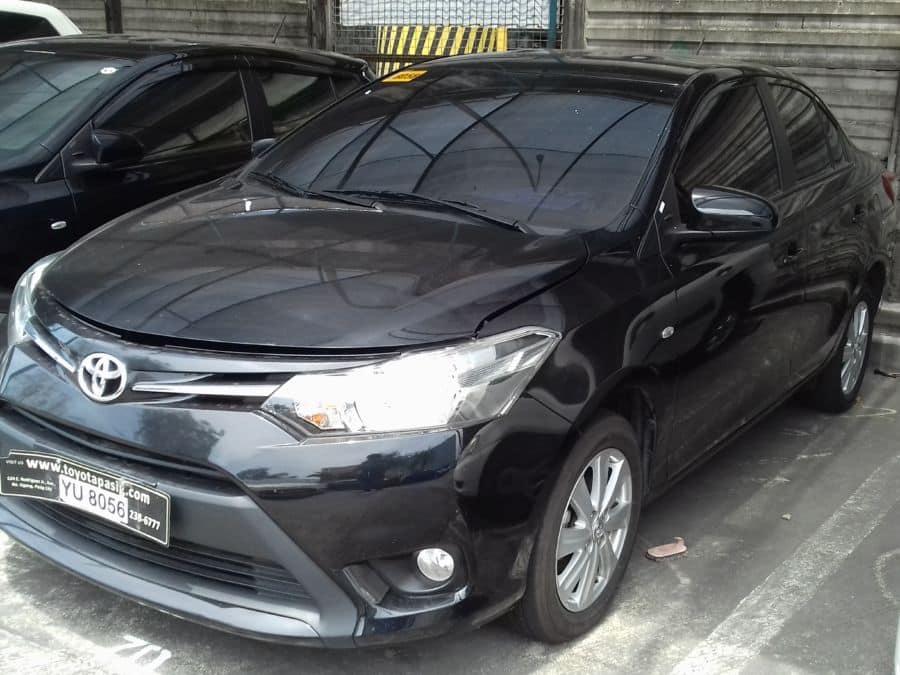 2016 Toyota Vios - Left View
