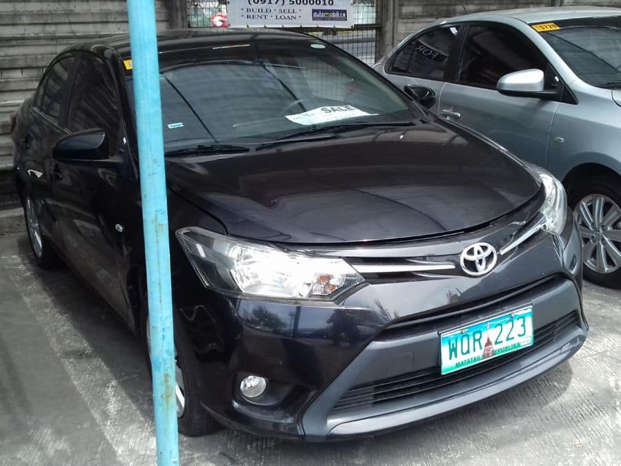 2014 Toyota Vios - Right View
