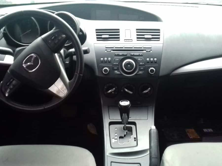 2014 Mazda 3 - Interior Front View