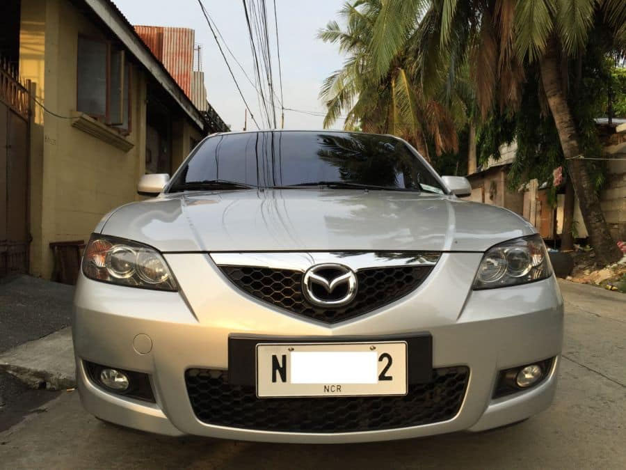 2010 Mazda 3 - Front View