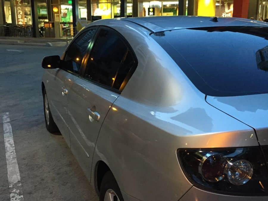 2010 Mazda 3 - Left View