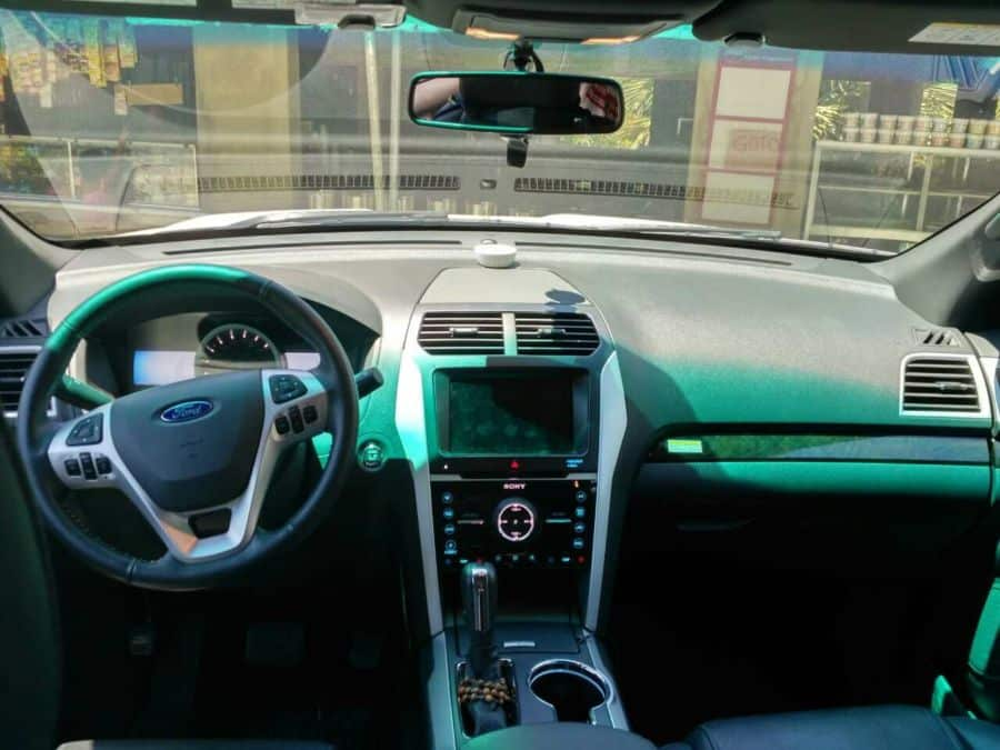 2015 Ford Explorer - Interior Front View
