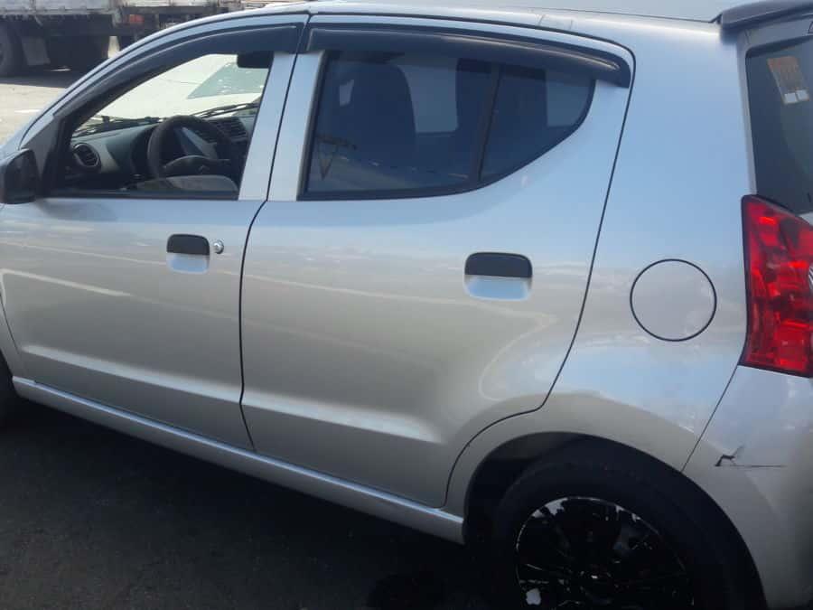 2013 Suzuki Celerio - Left View