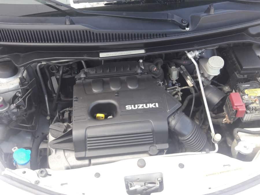 2013 Suzuki Celerio - Interior Rear View