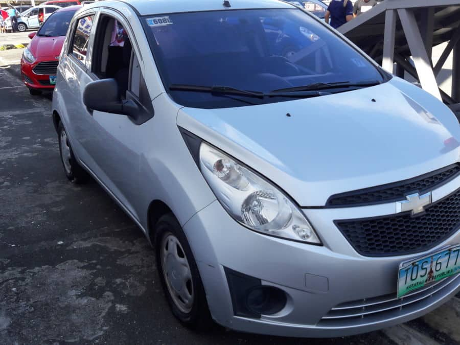 2012 Chevrolet Spark - Right View