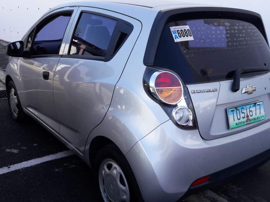 2012 Chevrolet Spark - Left View