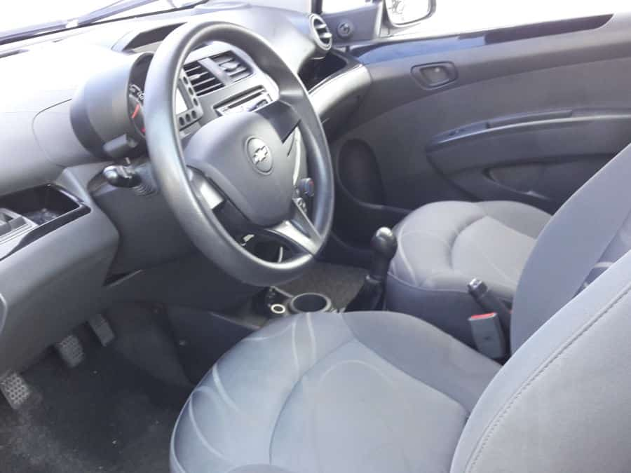 2012 Chevrolet Spark - Interior Front View
