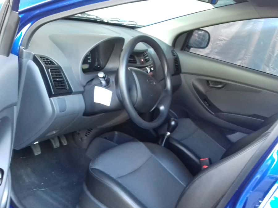 2011 Ford Escape - Interior Front View