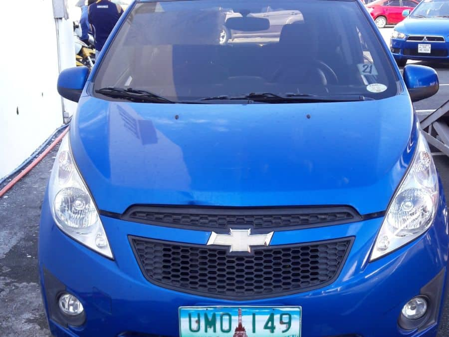 2012 Chevrolet Spark - Front View