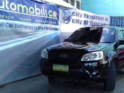 2011 Ford Escape - Front View