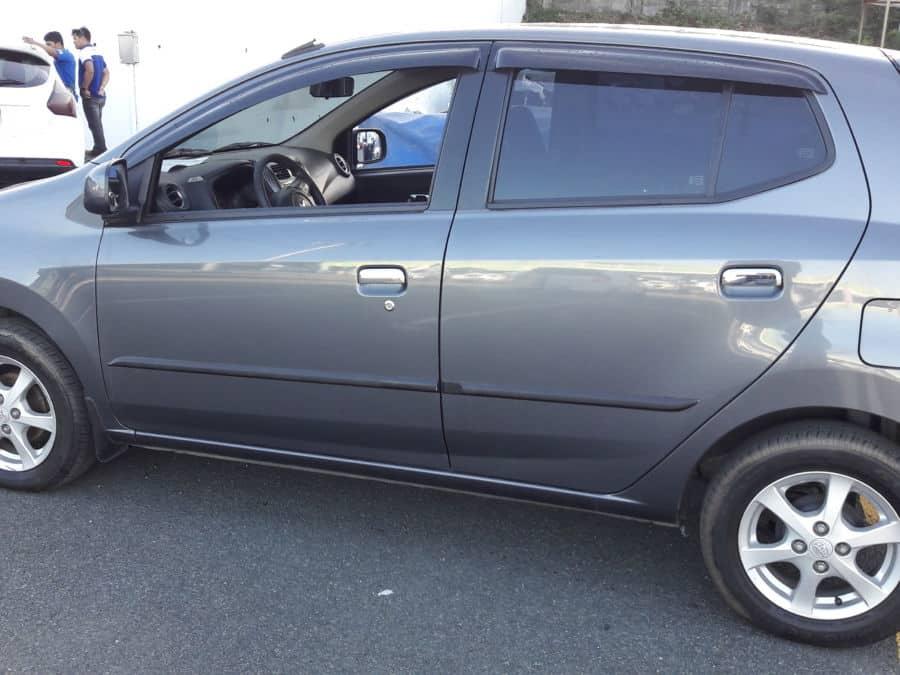 2015 Toyota Wigo - Left View