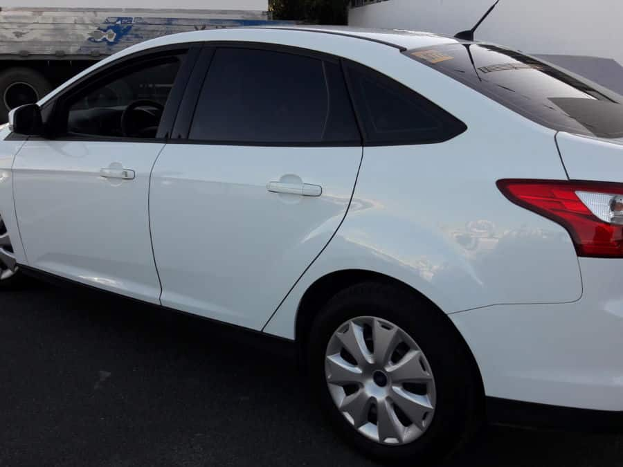 2014 Ford Focus - Left View