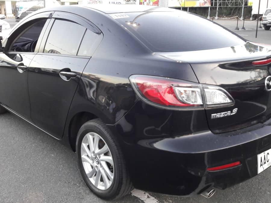 2013 Mazda 3 - Left View