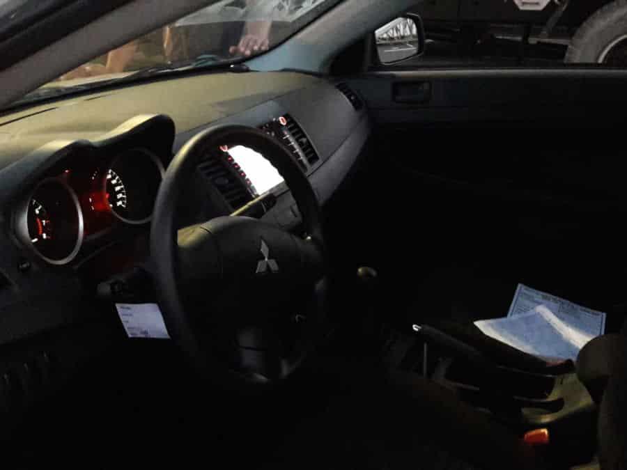 2011 Mitsubishi Lancer Ex - Interior Front View