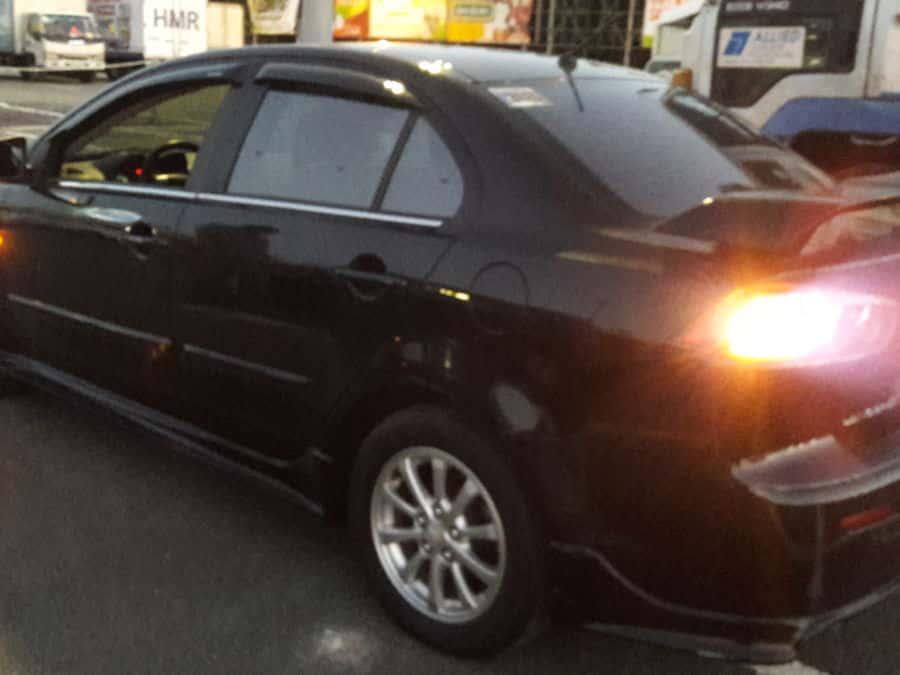 2011 Mitsubishi Lancer Ex - Left View