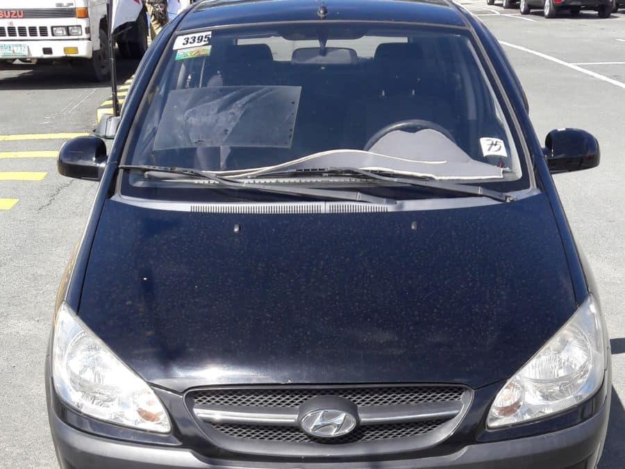 2010 Hyundai Getz - Front View