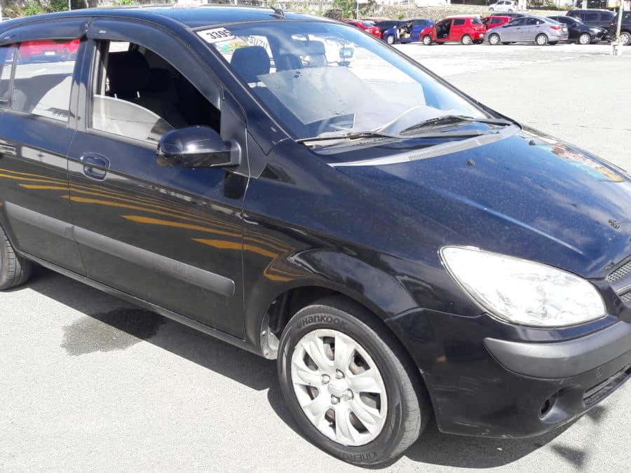 2010 Hyundai Getz - Right View