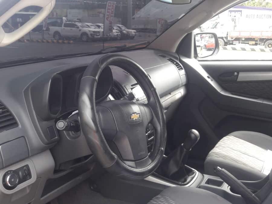 2014 Chevrolet Colorado - Interior Front View