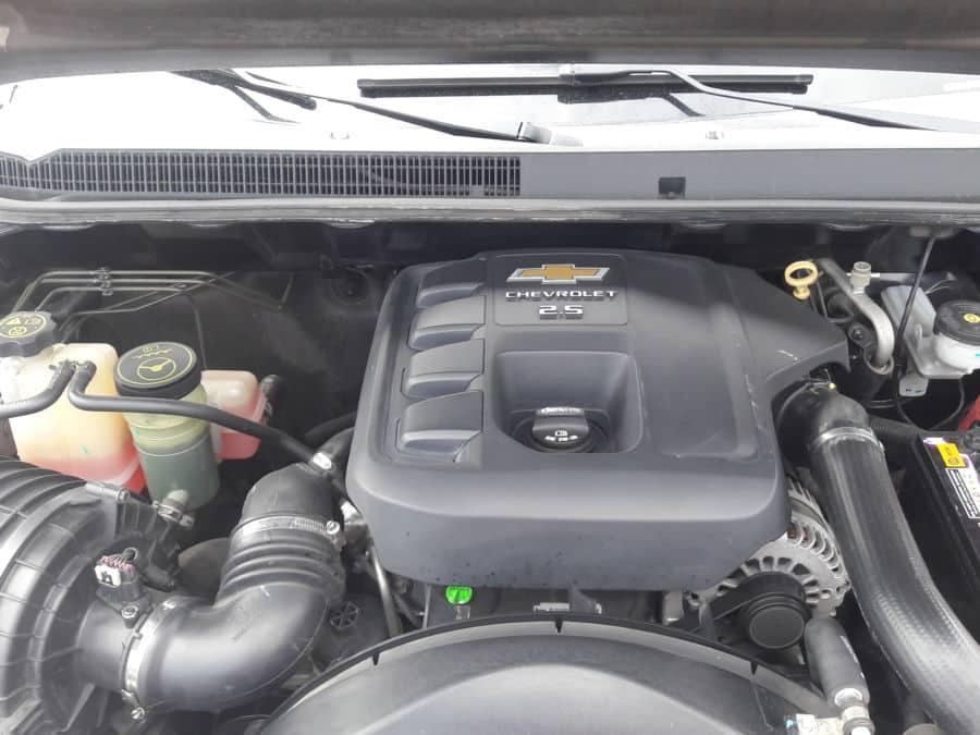2014 Chevrolet Colorado - Interior Rear View