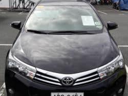 2015 Toyota Corolla Altis - Front View