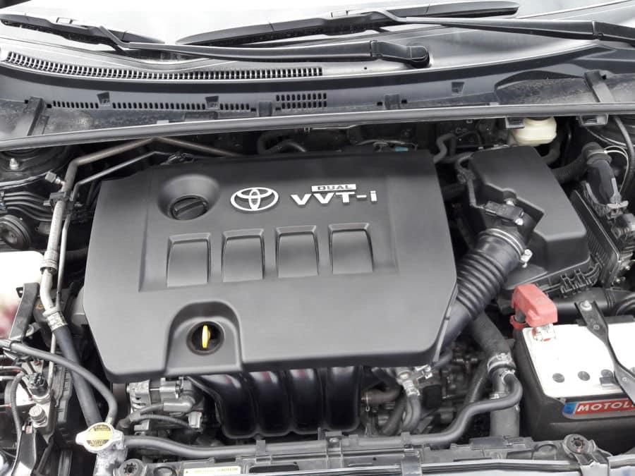 2015 Toyota Corolla Altis - Interior Rear View