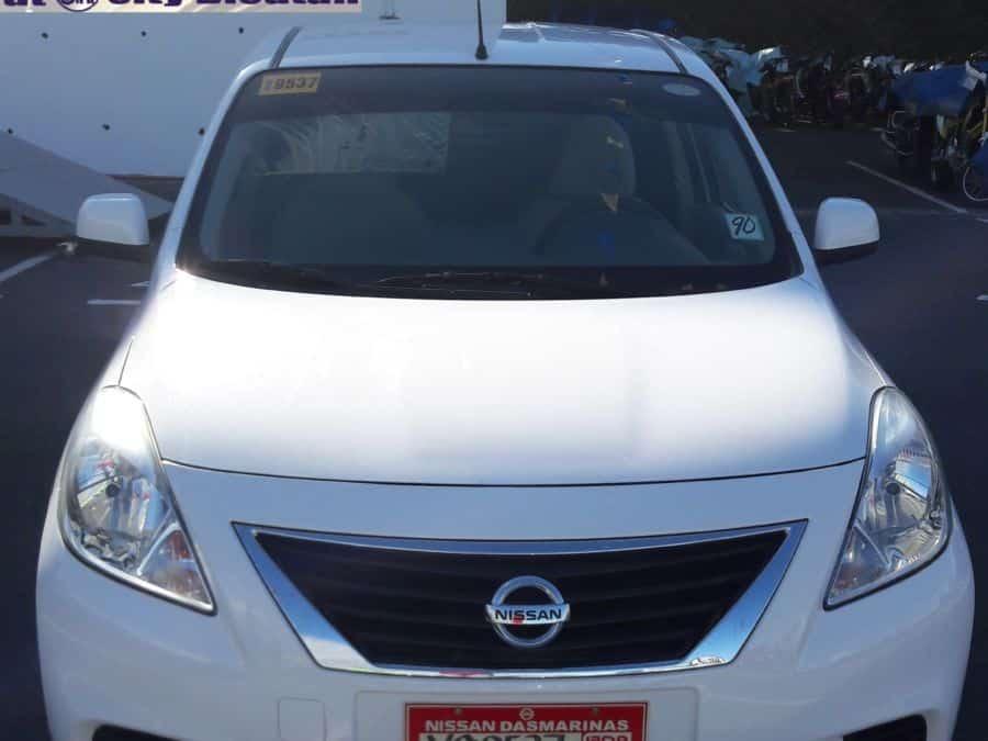 2015 Nissan Almera - Front View