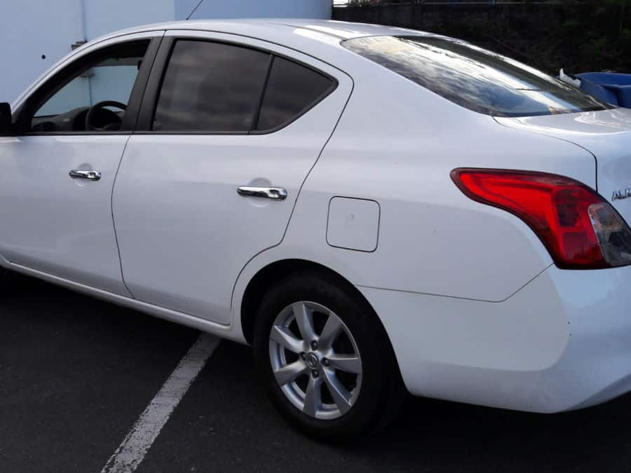 2015 Nissan Almera - Left View