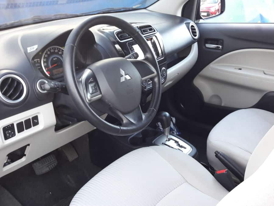 2014 Mitsubishi Mirage - Interior Front View