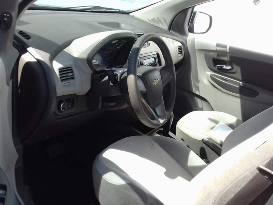 2015 Chevrolet Spin - Interior Front View