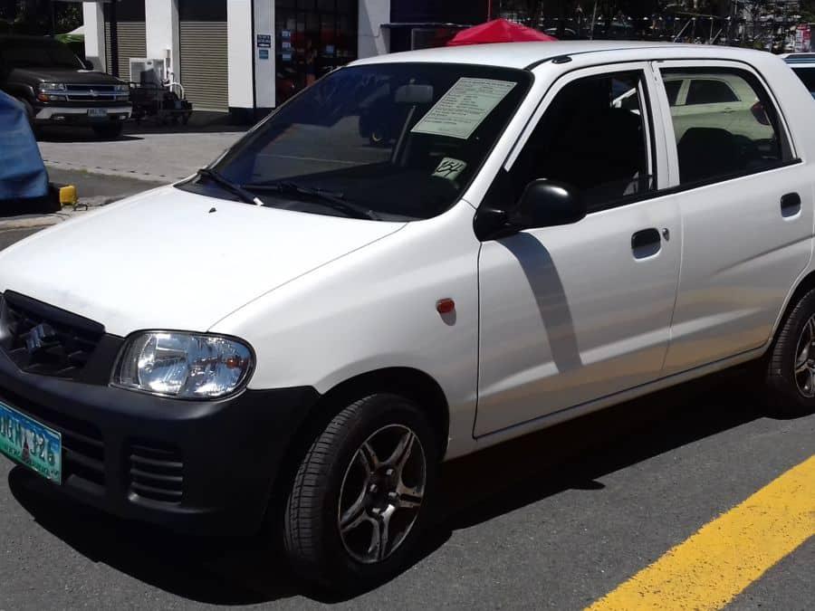 2012 Suzuki Alto - Left View