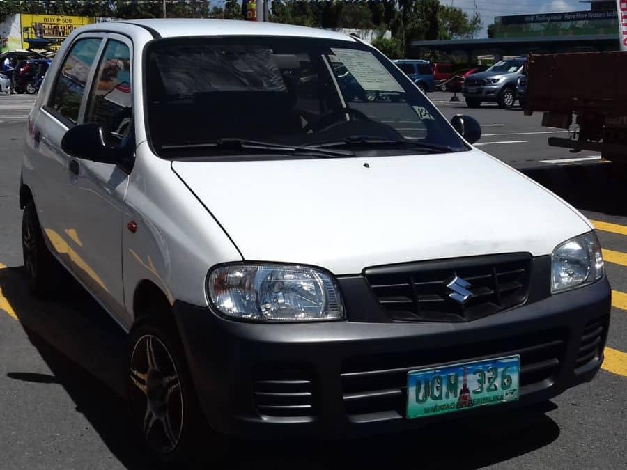 2012 Suzuki Alto - Right View