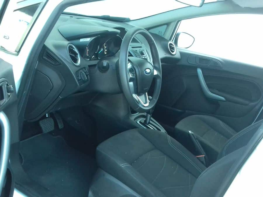 2015 Ford Fiesta - Interior Front View
