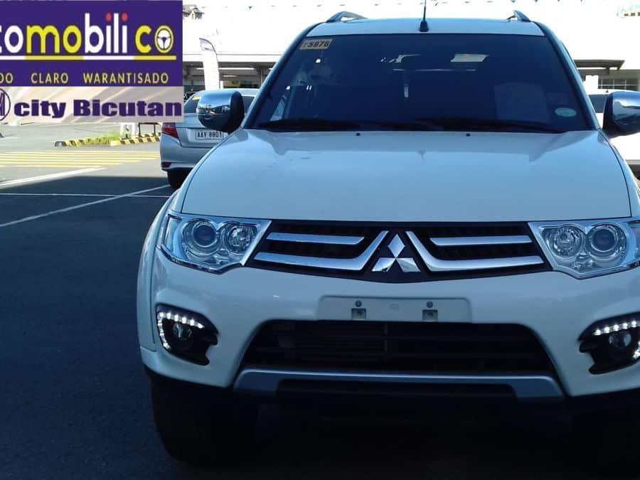 2015 Mitsubishi Montero Sport - Front View