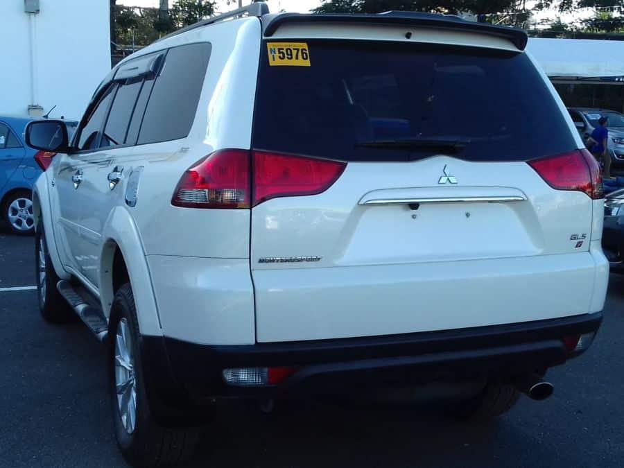 2015 Mitsubishi Montero Sport - Rear View