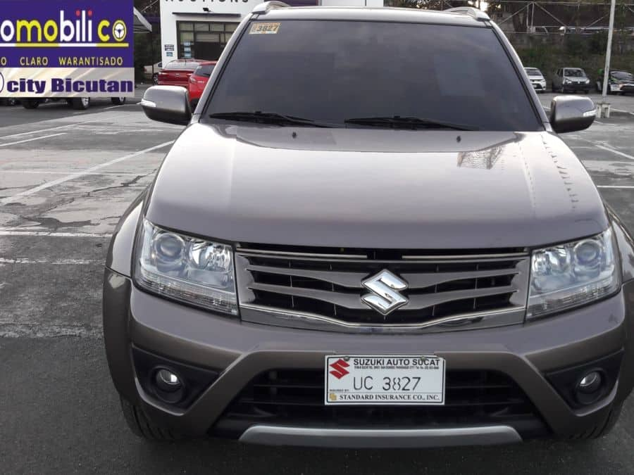 2015 Suzuki Grand Vitara - Front View