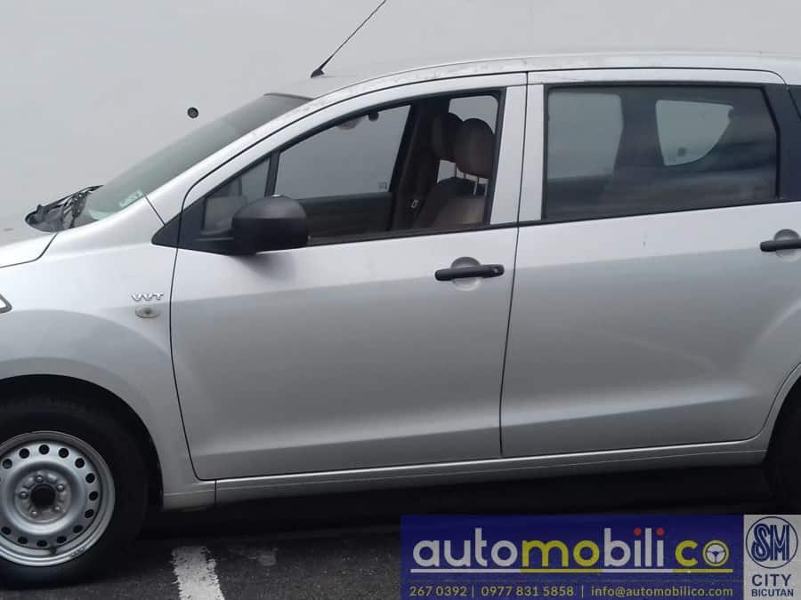 2015 Suzuki Ertiga - Left View