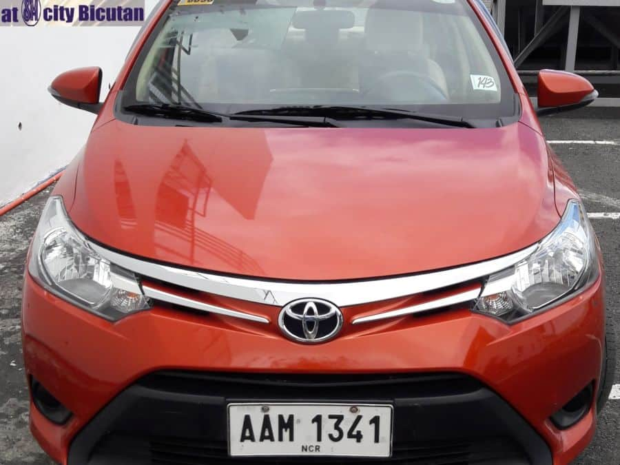 2014 Toyota Vios - Front View ...