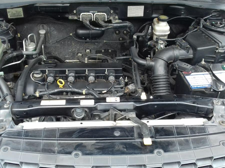 2013 Ford Escape - Interior Rear View