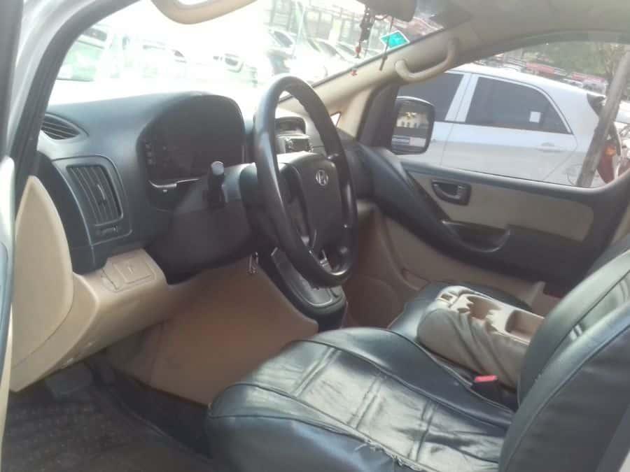 2010 Hyundai Grand Starex - Interior Front View