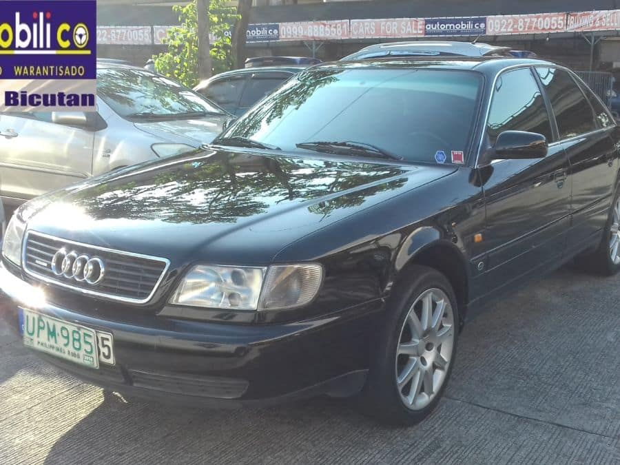 1997 Audi A6 - Front View