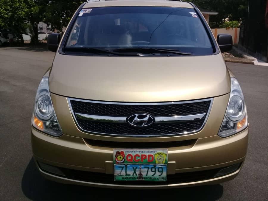 2008 Hyundai Grand Starex - Front View