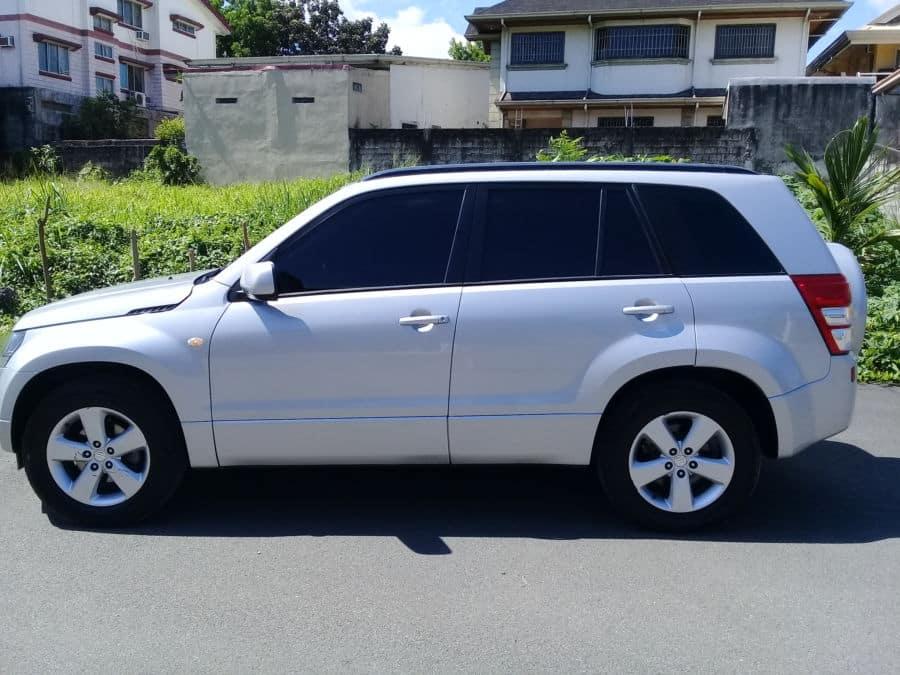 2009 Suzuki Grand Vitara - Left View
