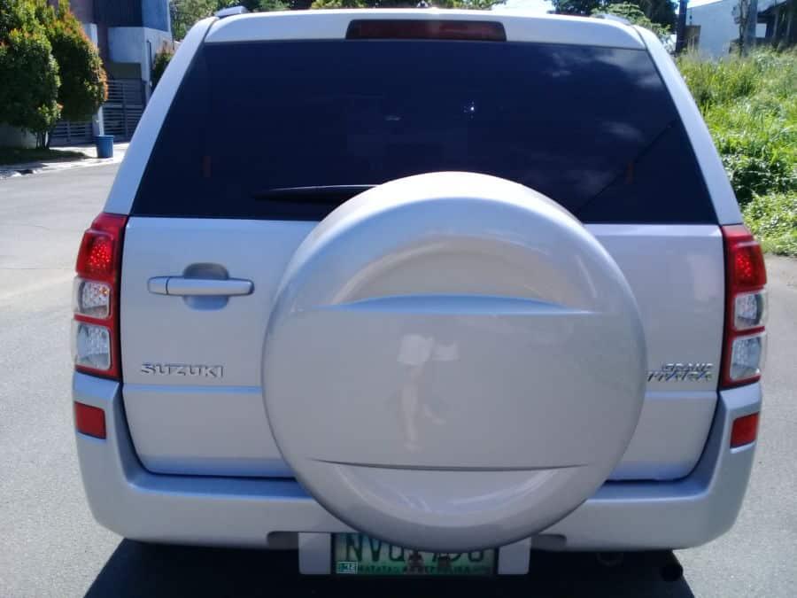 2009 Suzuki Grand Vitara - Rear View
