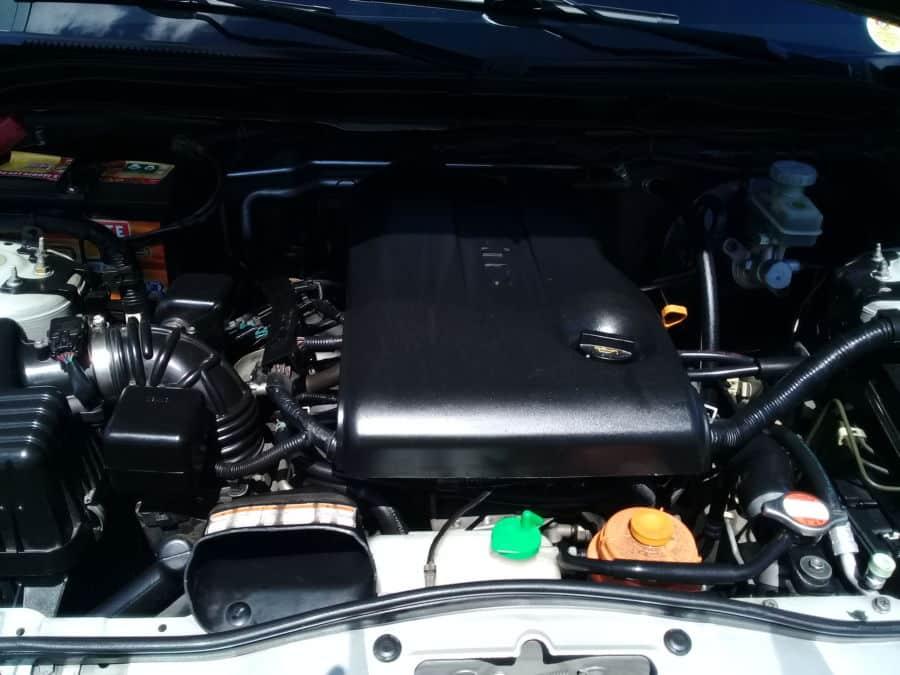2009 Suzuki Grand Vitara - Interior Rear View