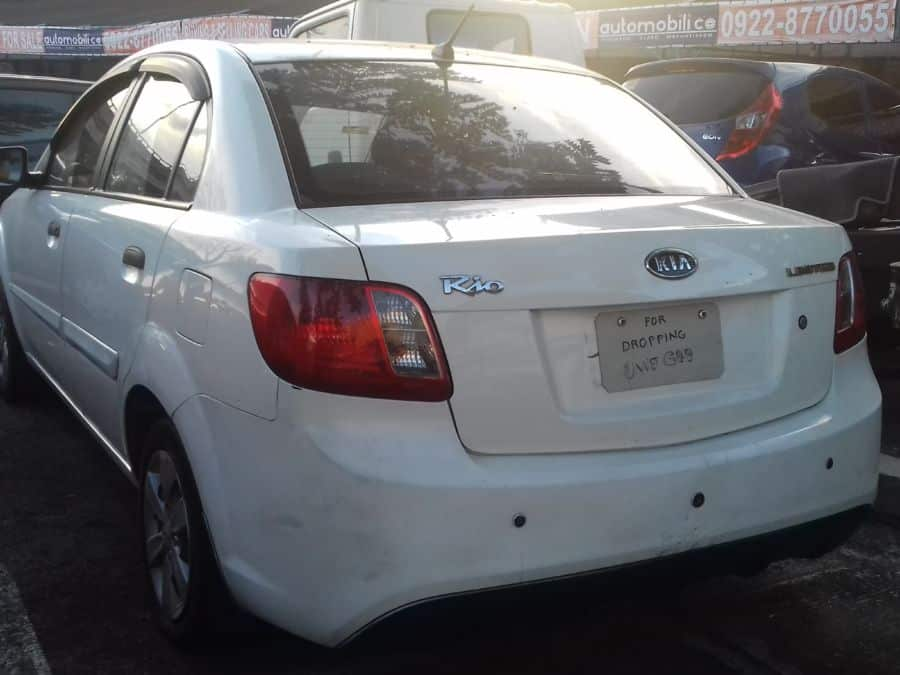 2011 Kia Rio - Right View